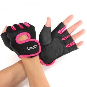 Gants-sport-halterophilie-aviron-Boxe-Fitness-Bodybuilding-Gym-Velo-Cyclisme-VTT-Sport-Gloves-fitness-musculation-S-noir-rose-0