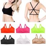 ISASSY-Bretelle-Soutien-Gorge-de-Sport-push-up-Brassire-Femme-Bra-Brassire-Sans-Armatures-Taille-Unique-Noir-Blanc-Beige-Orange-Rose-Vert-0
