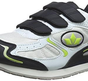 Lico-Nelson-V-Chaussures-de-Fitness-Homme-Blanc-weissmarinelemon-44-EU-0