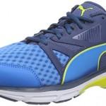 Puma-Devotion-Chaussures-de-course-hommes-Bleu-Blau-cloisonn-poseidon-sulphur-spring-01-45-EU-0