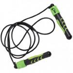 Schildkrt-Fitness-Corde--sauter-avec-compteur-intgr-Vert-CitronCharbon-0