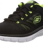 Skechers-Flex-Advantage-Chaussures-de-sports-en-salle-homme-Noir-Bklm-45-EU-10-UK-11-US-0