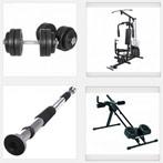 équipement de musculation
