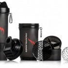 FrontRunner-Premium-Fitness-Ravitailler-Shaker-Protine-Shaker-Bouteille-deau-800-ml-Noir-0