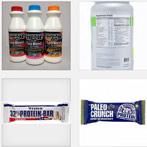 Produits protéinés
