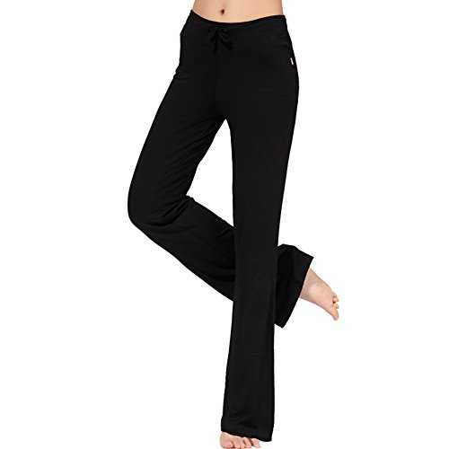 achat femme pantalon de yoga danse du ventre fitness pants sport noir fabricant. Black Bedroom Furniture Sets. Home Design Ideas