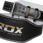 RDX-Cuir-Fitness-Musculation-Ceinture-6-Dhaltrophilie-Sudation-Dentranement-Poids-Noir-M-0