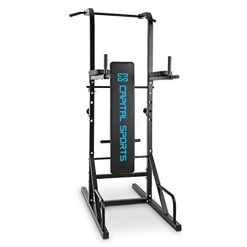 Achat capital sports spiris rack squat multifonction for Achat chaise romaine