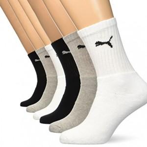 Puma-Chaussettes-de-sport-coussin-rond-Lot-de-6-paires-43-46-0