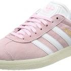 ADIDAS-Gazelle-Baskets-Basses-Femme-Rose-Wonder-PinkFootwear-WhiteGold-Metallic-38-EU-0