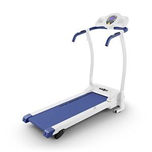 Klarfit-Pacemaker-X3--Tapis-de-course-pliant--Home-trainer--15-ch--08-12-kmh--Cardiofrquence-mtre--LCD--12-programmes--Capteur-de-pouls--Inclinaison-3-5-ou-7---Blanc-bleu-0
