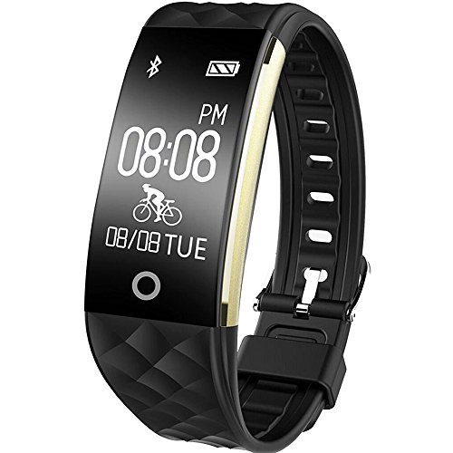 achat montre connect e ganriver fitness tracker d activit cardiofrequencemetre. Black Bedroom Furniture Sets. Home Design Ideas