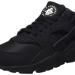 Nike-Air-Huarache-Sneakers-Basses-homme-Noir-Blackwhite-44-EU-0