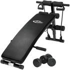 TecTake-Banc-de-musculation-Dimensions-totales-environ-126-cm-L-x-60-cm-L-x-70-cm-H-pour-muscles-abdominaux-appareil-de-fitness-sport-2-haltres-2-cordes-de-formation-pliable-0