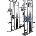 We-R-Sports-Commercial-Power-Rack-Gym-Crossfit-Power-Cage-Pull-Ups-Smith-Machine-0
