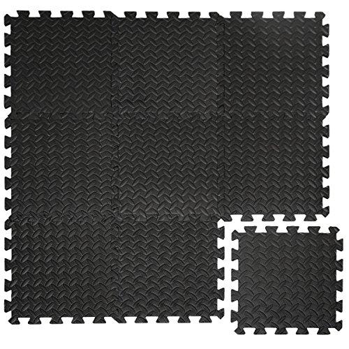 achat eyepower protections sol en mousse eva 10mm d paisseur tapis puzzle. Black Bedroom Furniture Sets. Home Design Ideas