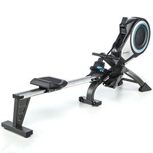 skandika-Elite-Pro-Rameur--air-pliable-avec-ceinture-cardio-8-Niveaux-de-rsistance-Max-130-kg-0