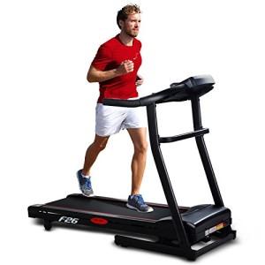 Sportstech-Tapis-de-course-F26-commande-par-application-Smartphone-cardiofrquencemtre-haut-parleur-Bluetooth-MP3-4-CV-16-KMH-cran-LCD-5-pouces-12-programmes-dentranement-fonction-FCM-0