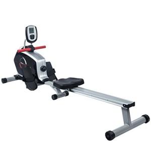 Ultrasport-Rameur-Drafter-600-rameur-avec-console-et-8-niveaux-de-rsistance-Noir-Argent-0