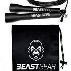 Corde--Sauter-Beast-Gear--Speed-Rope-Pour-Entranement-Crossfit-Fitness-Boxe-MMA-Gym--Accessoire-Cardio-Idal-pour-Maigrir-Brler-des-Calories-Se-Muscler-0