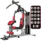 Sportstech-VAINQUEUR-du-Test-La-Station-de-Musculation-Premium-30en1-HGX100-de-pour-des-Variantes-dentranement-innombrables-Home-Gym-Multifonction-de-materiaux-EVA-pour-la-Maison-0