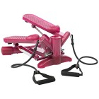 Ultrasport-Lady-Stepper-Twister-Mini-Stepper-avec-Cordes-lastiques-0
