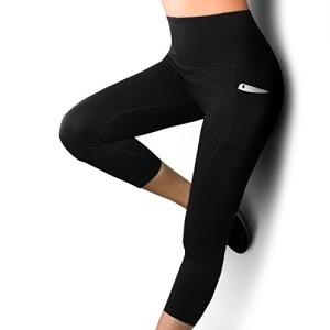 CLOZZ-Leggings-Sport-Femme-Femme-Pantalon-Yoga-avec-Poche-34-Taille-Haute-Legging-Sport-Femmes-Mode-Faire-des-exercices-leggings-Pantalon-de-Sports-Yoga-Pantalons-athltiques-Fitness-XL-0