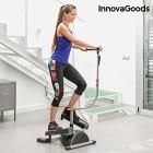 InnovaGoods-IG116363-Machine-de-Step-Mixte-Adulte-GrisNoir-Taille-Unique-0