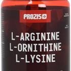 Prozis-L-Arginine-L-Ornithine-L-Lysine-pure-en-glules-Complexe-dacides-amins-libres-pour-une-meilleure-sant-cardiaque-la-perte-de-poids-et-lnergie-Booster-doxyde-nitrique-120-glules-0