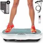 Sportstech-Plate-Forme-vibrante-VP200-Technologie-Oscillation-Bluetooth-Affiche-Incluse-Sangles-Cordes-de-Traction-tlcommande-Haut-parleurs-intgrs-Plateforme-oscillatoire-Massage-0