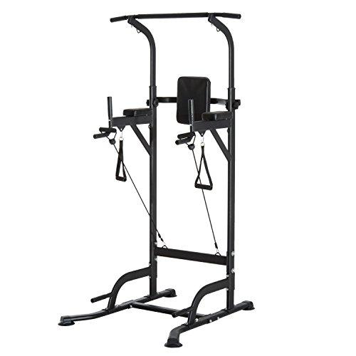 Station De Traction Musculation Multifonctions Chaise Romaine Hauteur