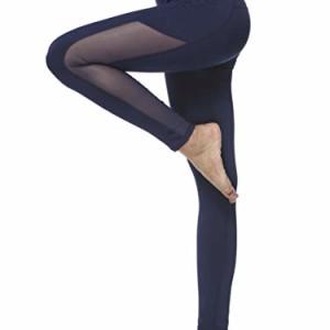 dh-Garment-Legging-de-Sport-Femme-Pantalon-Fitness-Amincissant-Taille-Haute-avec-Poche-Tenue-Sport-pour-Yoga-Zumba-Gym-Running-Medium-0