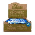 BodyMe-Biologique-Barre-de-Protines-Vgtalien-Cru-Chia-Vanille-12-x-60g-Avec-3-Protines-de-Plantes-0