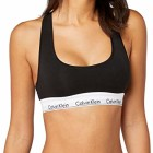 Calvin-Klein-Underwear-Soutien-Gorge-de-Sport-Brassire-Uni-Femme-Noir-Black-001-L-0