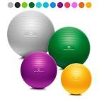 DoYourFitness-Ballon-de-Gymnastique-Orion-avec-PompeBallon-de-Fitness-Robuste-et-cologiqueidal-pour-la-Gymnastique-Le-Yoga-Le-FitnessTaille-65-cmCouleur-Violette-0