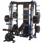 Maxxus-Multipresse-101-Smith-Machine-avec-Banc-de-Musculation-0