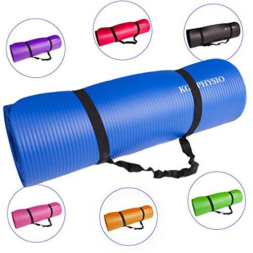 achat tapis de yoga antid rapant kg physio 1cm. Black Bedroom Furniture Sets. Home Design Ideas