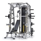 Tuffstuff-Smith-machine-double-Poulie-rglable-et-banc-de-lemballage-0