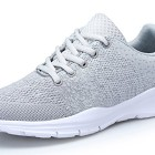 DAFENP-Chaussures-de-Course-Running-Sport-Comptition-Trail-entranement-Homme-Femme-Basket-Sneakers-Outdoor-Running-Sports-Fitness-Gym-ShoesXZ747-M-gray-43EU-0