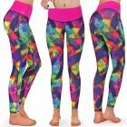 Formbelt-Pantalon-Running-Femme-avec-Ceinture-RunningRunning-Belt-Pantalon-de-CourseLeggings-Yoga-Sport-Fitness-Long-imprim-Brazil-L-0
