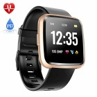 Montre-Connecte-Cardiofrquencemtre-Hommie-Bracelet-Connect-Podomtre-GPS-Fitness-Tracker-dActivit-Tension-Artrielle-Oxymtre-Smartwatch-Sport-Femme-Homme-tanche-IP67-pour-Android-iOS-Or-0