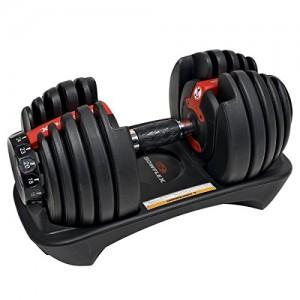 Haltre-compact--charge-variable-Bowflex-SelectTech-552i-prix-pour-1-haltre-simple-rglable-de-2--24-kg-0