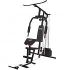ISE-Appareil-de-Musculation-Multifonctionnel-Station-de-Musculation-avec-Poids-30KG-Home-Gym-Complet-avec-Barre-de-Traction-SY-4902-0