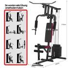 ISE-Station-de-Musculation-Banc-de-Musculation-Multifonction-avec-Poids-SY-4002-0