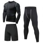 Niksa-Ensemble-Compression-Homme-Tenue-Sport-Fitness-Vtement-Running-Tee-Shirt-Compression-Legging-Sport-Short-Running-Noir-L-0