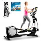 Proform-Smart-Strider-495-CSE-Vlo-elliptique-pliable-compatible-Bluetooth-Appli-iFit-Cardio-abonnement-en-option-18-programmes-18-niveaux-de-rsistance-Usage-Sport-Fitness-Bien-tre-0