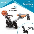 skandika-Regatta-Multi-Gym-Poseidon-Rameur-dappartement-Pliable-Silencieux-Peu-dentretien-GISOrange-0